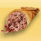 Блинчики с мясом и луком (говядина)