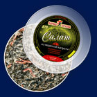 Салат из морской капусты (кальмары, майонез)