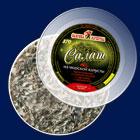 Салат из морской капусты (рыба, овощи, майонез)