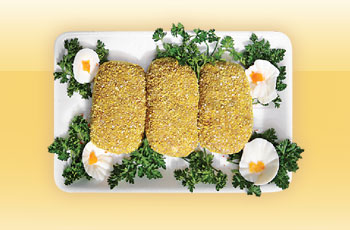 Зразы фаршированные луком и яйцом